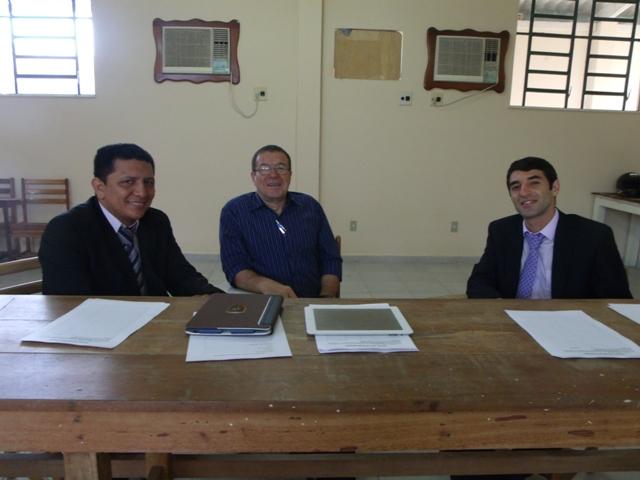 Vereadores instalam uma Ouvidoria da Câmara Municipal em ACISO da Operação Ágata