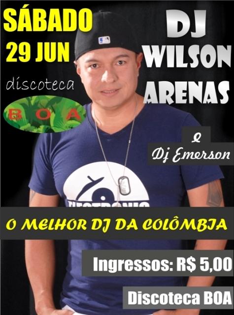 dj wilson arenas