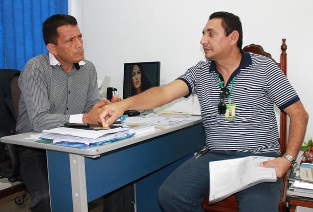 Foto de Câmara de Tabatinga e IFAM assinam termo de Cooperação