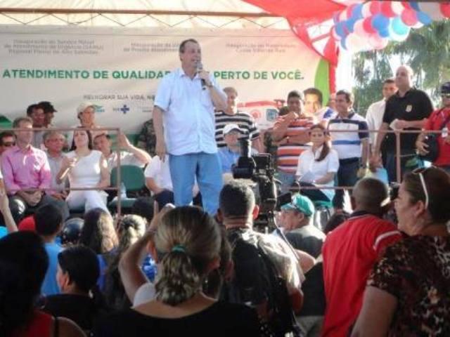 """Photo of Tabatinga ganha unidades de saúde e implantação """"Ronda Nos Bairros"""""""