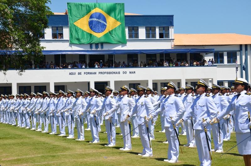 Foto de Marinha do Brasil abre 68 vagas para nível superior