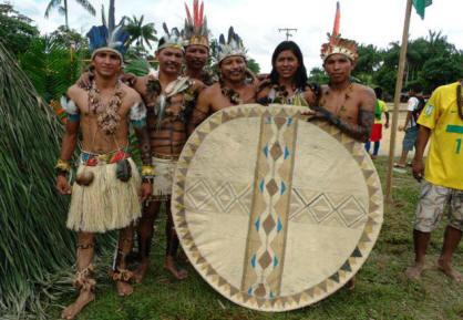 Foto de Comunidade indígena do Umariaçu I comemora dia do Índio com atividades esportivas e culturais