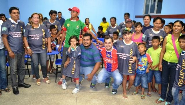 Photo of Projeto Lutando pelo Bem é implementado em Tabatinga