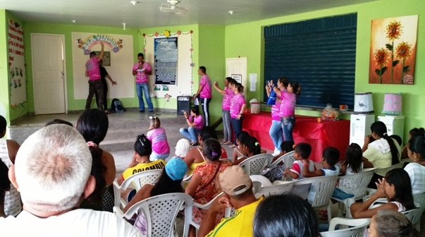 Photo of Acadêmicos da UEA/Tabatinga realizam ação social em comemoração ao dia do profissional da Saúde Coletiva