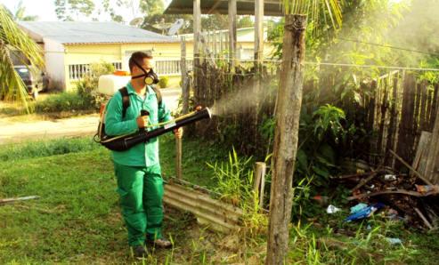 Foto de Semsa-Tbt combate o Aedes Aegypti com a campanha: 10 minutos Contra a Dengue e Chikungunya