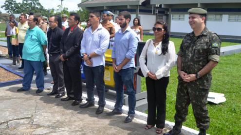 Foto de Dia do Marinheiro é comemorado em Tabatinga