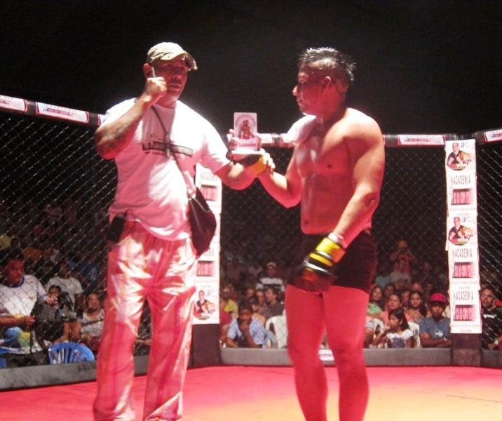 Photo of Evento de MMA,  Imperador do Alto Solimões é sediado em Benjamin Constant