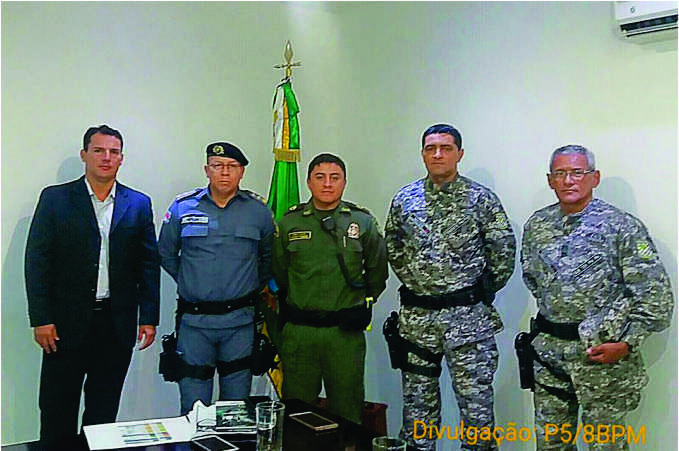 Foto de Autoridades de segurança pública do Brasil e Colômbia firmam parceria de combate à criminalidade na fronteira