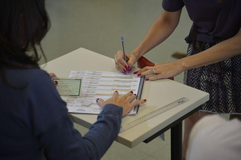 Foto de 4 de maio termina prazo para transferência do título de eleitor