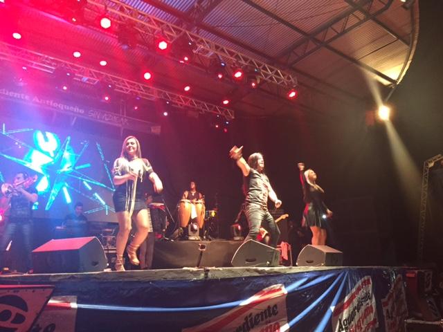 Foto de Show Calcinha Preta agita fim de semana na cidade