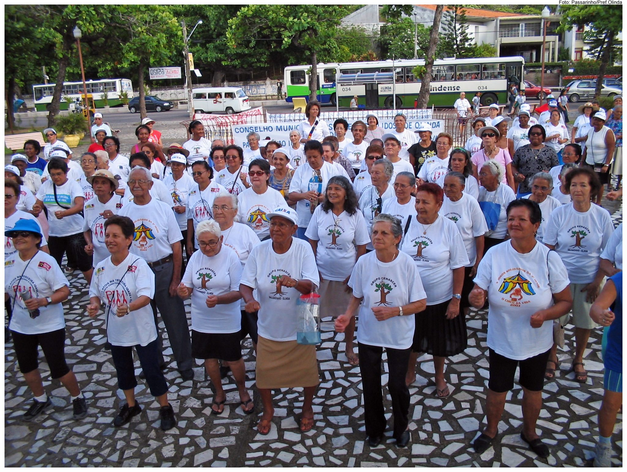 Photo of Já começaram as aulas da Universidade da Terceira Idade, em Tabatinga