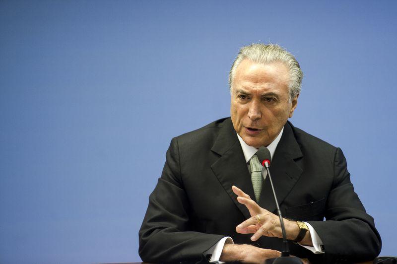 Foto de Governadores discutem renegociação de dívidas com Michel Temer