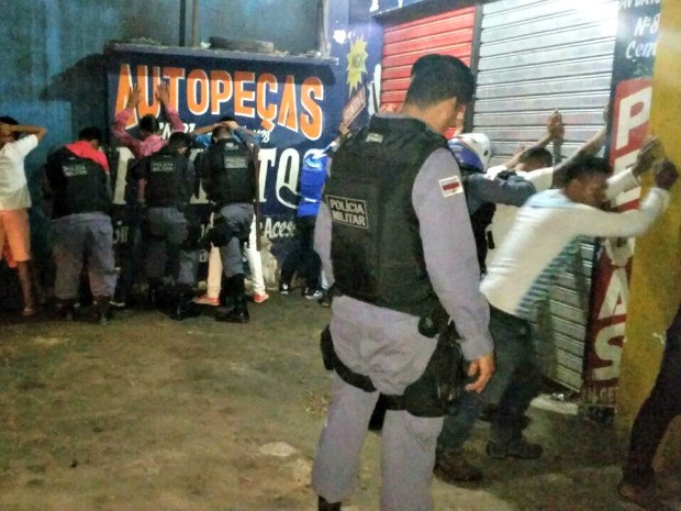 Foto de Tabatinga: número de assaltos e furtos sobe 30% em 2015