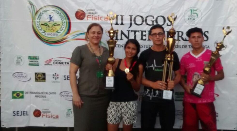 Photo of Alunos da UEA vão participar dos Jogos Universitários
