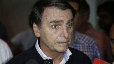 Foto de Bolsonaro recebe alta médica e deixa hospital em São Paulo