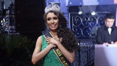 Foto de Lorena Alencar é coroada Miss Amazonas 2019