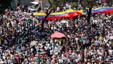 Foto de Guaidó e Maduro convocam manifestações para sábado (9) na Venezuela