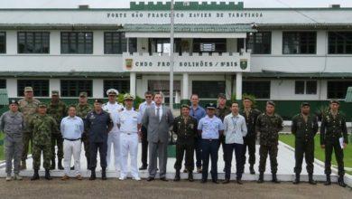Photo of Cmdo Fron Solimões/8° BIS comemora semana do Exército