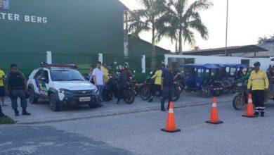 Foto de Operação fiscaliza trânsito em Tabatinga