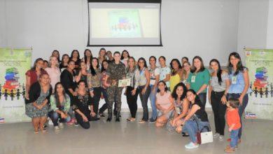 Foto de 8º BIS promove IV encontro do Curso de Extensão Cultural da Mulher -CECM