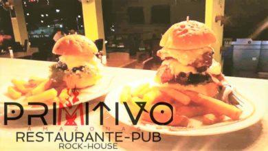 Photo of Restaurante Primitivo Rock-House celebra Dia Mundial do Hambúrguer