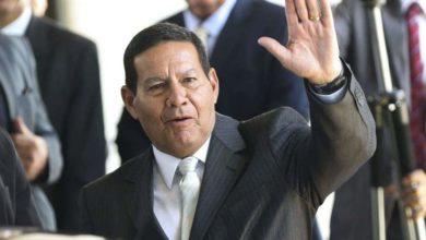 Foto de Vice-presidente Mourão chega a Manaus nesta quarta (29) para participar de evento no Cigs