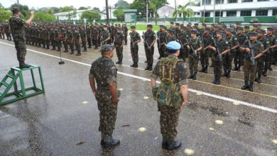 Photo of Cmdo Fron Solimões/8º BIS realizou Formatura alusiva ao Dia do Peacekeeper e do Serviço de Saúde