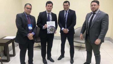 Photo of Moro recebe 'Carta de Manaus' com recomendações para segurança nas fronteiras