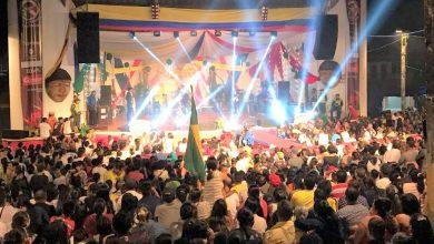 Photo of Noite Internacional encerra o XXXII Festival da Confraternidade Amazônica
