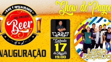 Foto de Bar e Restaurante Del Passeio Beer inaugura neste sábado com muito samba e pagode