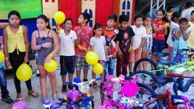 Foto de Prefeitura realizou festa em comemoração ao Dia das Crianças