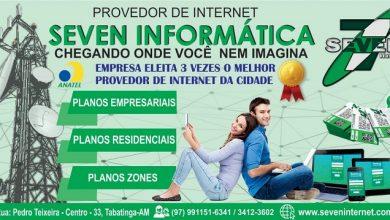 Foto de Seven Informática comemora 12 anos conectando Tabatinga com o mundo