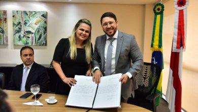 Photo of Nova delegada-geral toma posse e reafirma trabalho integrado com as forças de segurança