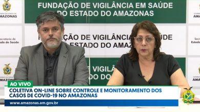Photo of Fiocruz confirma mais dois casos de Covid-19 em Manaus; FVS aguarda contraprova