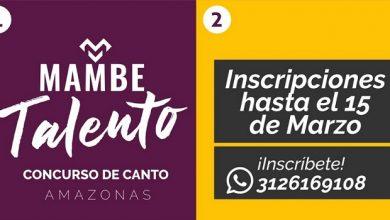 Photo of Mambe Talento lança concurso de música. Inscrições abertas para todos os cantores da tríplice fronteira