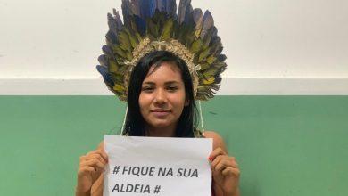 Photo of DSEI Alto Solimões comemora a cura de indígena que estava com COVID -19 em Santo Antônio do Iça