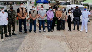 Photo of Governo Federal aumenta a capacidade de atendimento de pacientes graves do Hospital de Guarnição de Tabatinga