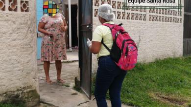 Foto de Prefeitura de Tabatinga intensifica ações de enfrentamento ao coronavírus com atuações domiciliares