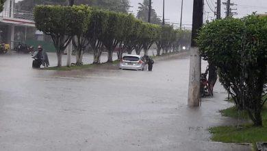 Photo of Tabatinga enfrenta forte chuva em plena pandemia de Covid-19