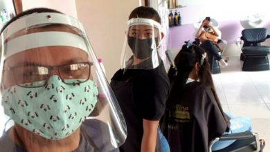 Foto de Com regras de higienização Salão de Beleza Abson Guida retoma os atendimentos em Tabatinga