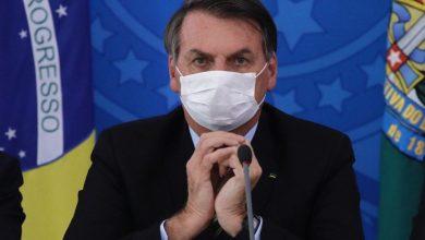 Photo of Bolsonaro volta a testar positivo para Covid-19