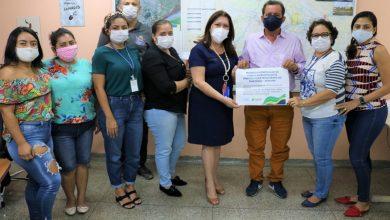 Photo of Hemoam recebe doação de terreno da Prefeitura Municipal de Tabatinga