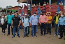 Foto de Comunidades indígenas recebem escolas reformadas pela Prefeitura