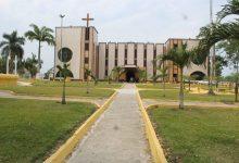 Foto de Praça da Matriz em Tabatinga recebe revitalização e melhorias
