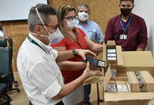 Foto de UEA inicia distribuição de chips com pacotes de dados para estudantes