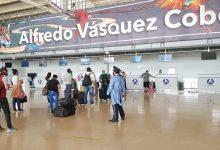 Foto de Foi reativado ontem (08) em Letícia-Co, os voos comerciais do aeroporto internacional Alfredo Vázquez Cobo